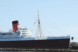 Queen Mary Ship, The Long Beach, California