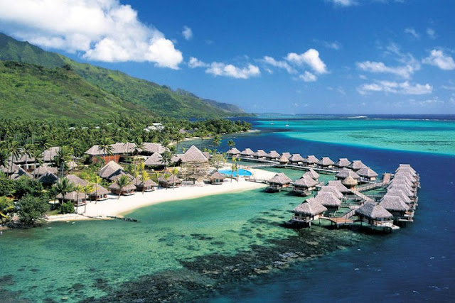 7 mooiste toeristische attracties in Indonesië die beroemd is geweest in de wereld