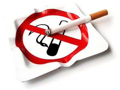 Gambar Poster Dilarang Merokok