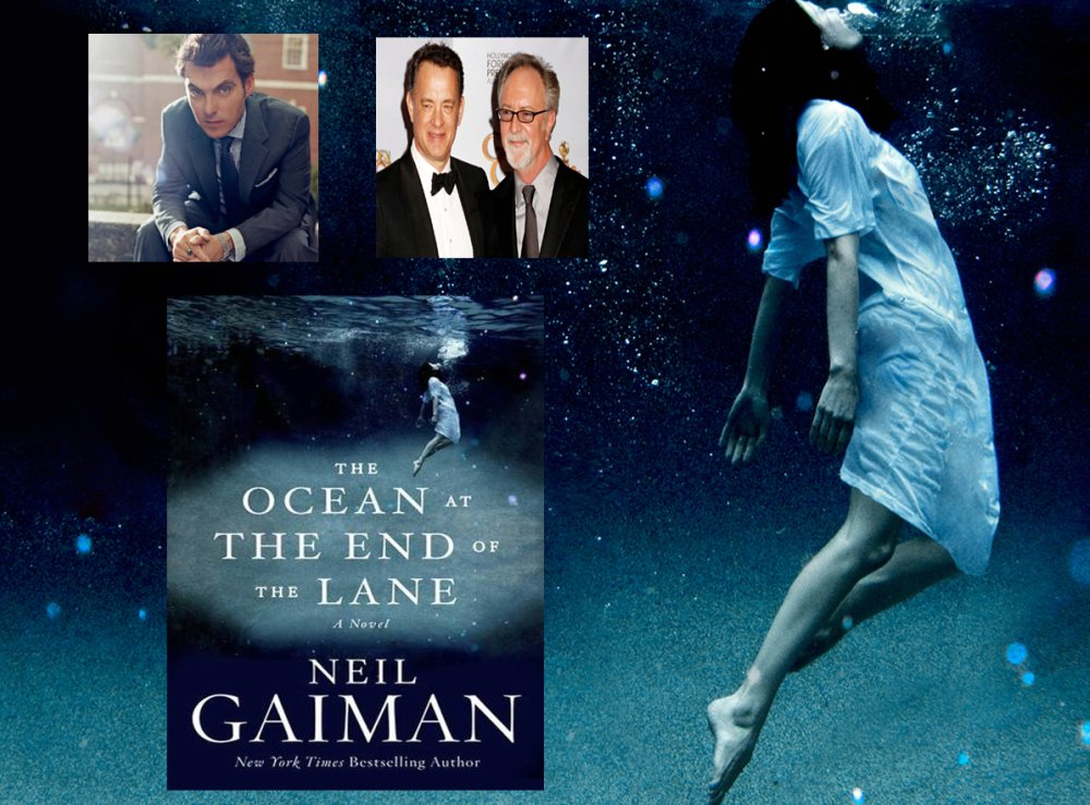 The Ocean At The End Of The Lane By Neil Gaiman: Movie News: Joe Wright Attached To Direct Neil Gaiman's