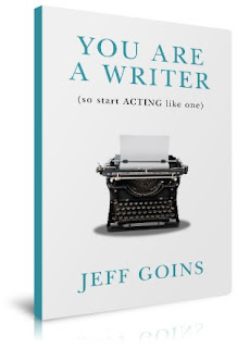Escritor es todo aquel que escribe: reseña de You are a Writer, de Jeff Goins.