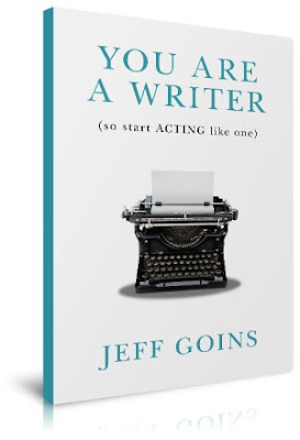 Reseña: You are a writer (so start acting like one), de Jeff Goins.