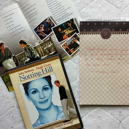 Notting Hill Julia Roberts Hugh Grant Anna Scott William Thacker Romantic Comedy