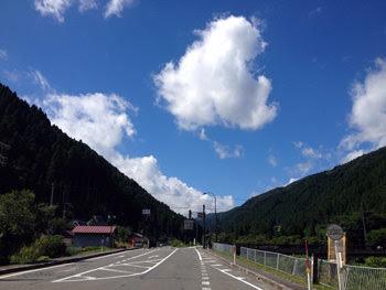 坊村サイクリング