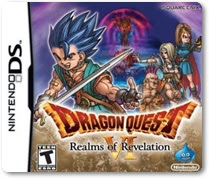 Dragon Quest VI: Realm of Revelation NDS en Español por Mega