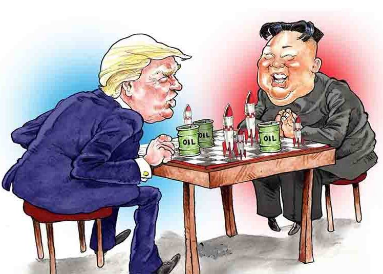 The summit - already cancelled once by Trump before plans got back on track - does go ahead, then tiny, placid Singapore will be the unlikely ground zero for one of the biggest geopolitical events of recent times.