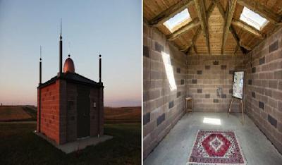 Inilah Masjid Pertama dan Tertua di Amerika