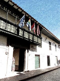 Museo Machupicchu Casa Concha, Cusco