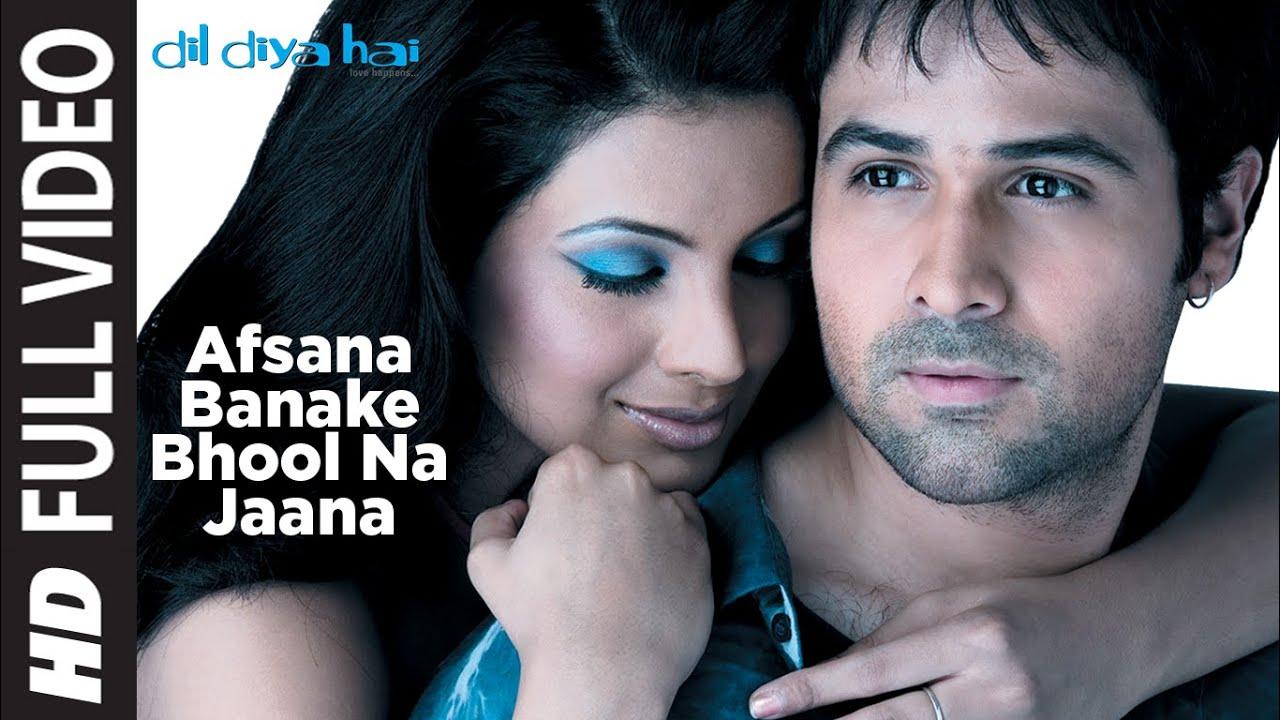 Afsana Banake Lyrics Dil Diya Hai | Himesh Reshammiya X Tulsi Kumar Ft Emraan Hashmi