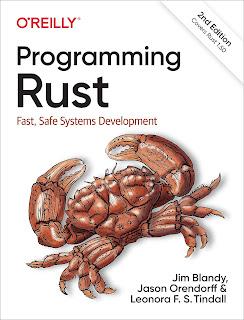 Programming Rust: Fast, Safe Systems Development 2nd Edition PDF