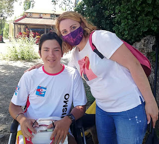 Piragüismo Aranjuez Discapacidad