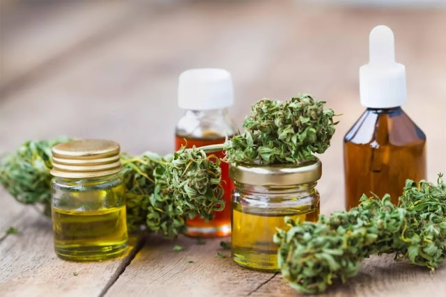 SALUD. Los productos de marihuana Delta-8 pueden ser peligrosos