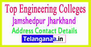 Top Engineering Colleges in Jamshedpur Jharkhand