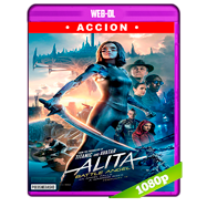 Alita: Ángel de combate (2019) WEB-DL 1080p Audio Dual Latino-Ingles