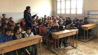هل ستعطل المدارس في تركيا ؟