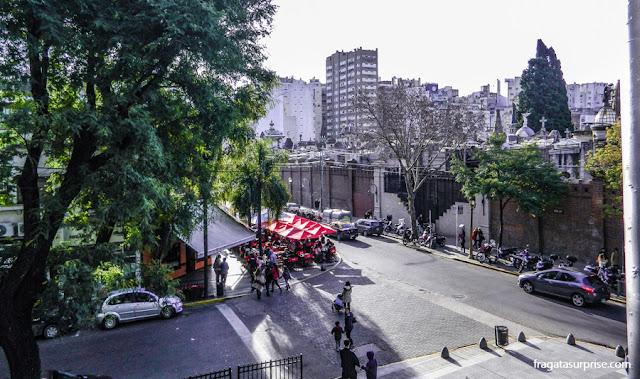 Recoleta Mall, Buenos Aires, Argentina