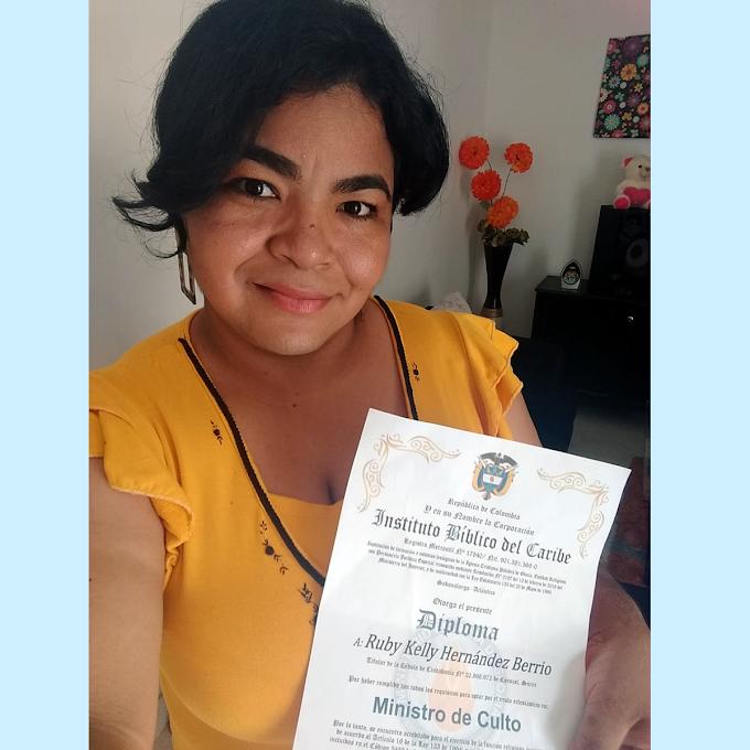 Certificación en Ministro de Culto