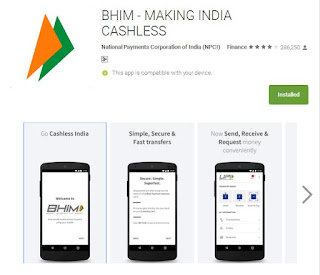 App  by Indian Railway for ticketing booking: BHIM/UPI