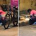 Delivery Rider na Nakitang Kumakain sa Gilid ng Kalsada, Umantig sa Pus0 ng mga Netizens!
