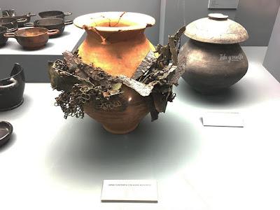 Museo Albacete ajuar funerario
