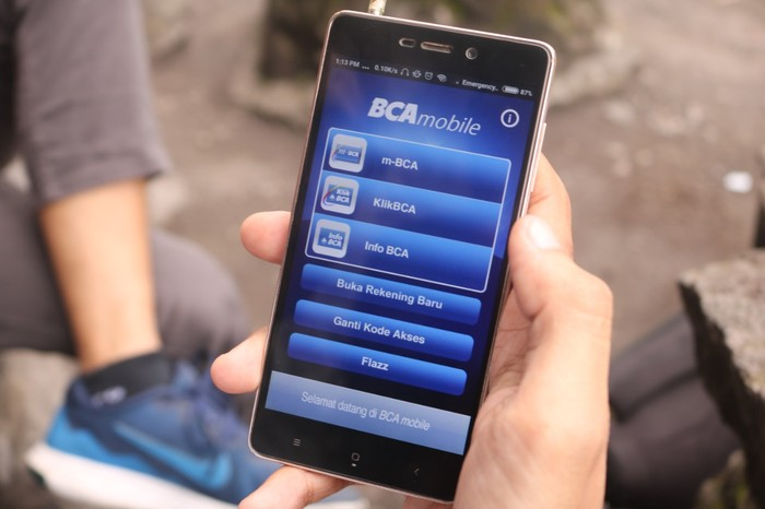 Panduan Mengisi Shopeepay Menggunakan Bank BCA