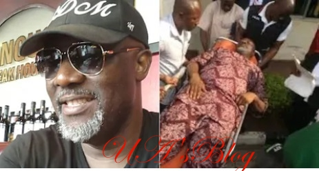 Check out pictures of Senator Melaye in London after court granted him permission to travel