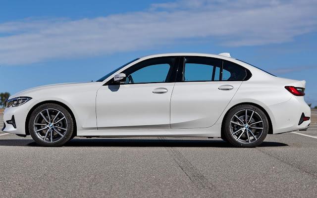 Novo BMW 320i 2020 - Brasil