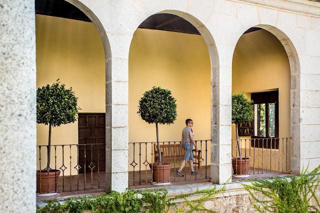 Convento de San Jerónimo de Yuste :: Canon EOS5D MkIII | ISO100 | Canon 17-40@40mm | f/5.6 | 1/50s