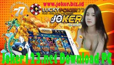 Joker123.net Download PC
