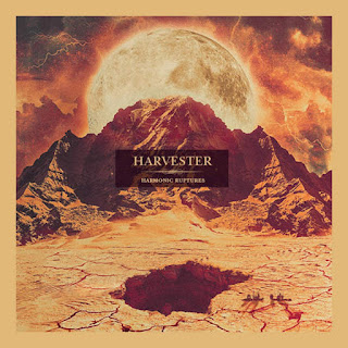 Harvester - Harmonic Ruptures (2016) - Album Download, Itunes Cover, Official Cover, Album CD Cover Art, Tracklist