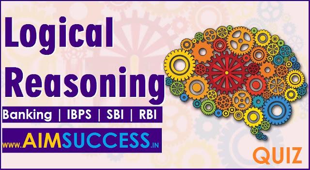 Reasoning  for SBI PO/Clerk 2018: 01 May