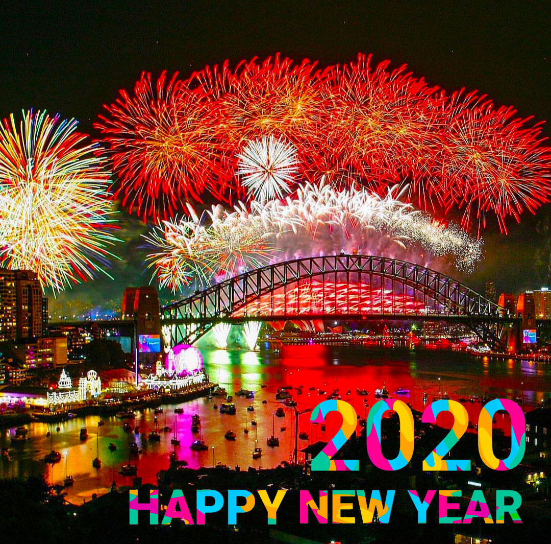 happy new year celebration images for Whatsapp