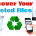 How To Recover Deleted Files (Pictures and Videos) From Your Android Smartphone