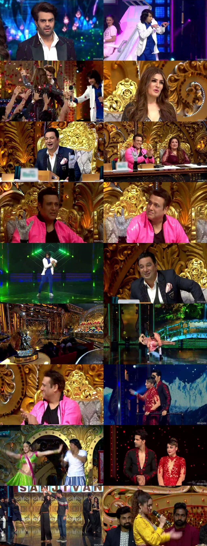 Screenshots Of Hindi Show Nach Baliye Season 9 11th August 2019 Episode 08 300MB 480P HD
