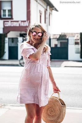 Outfits de Moda para Embarazadas