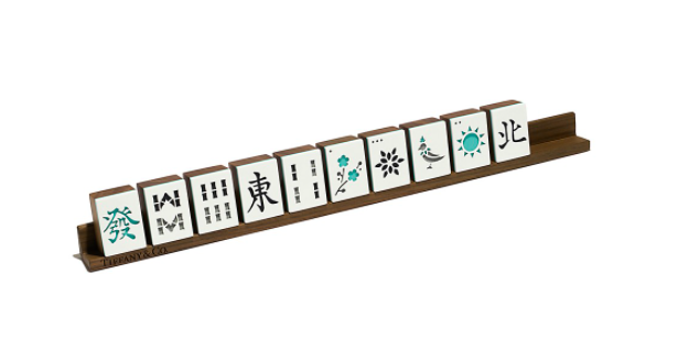Tiffany & Co Mahjong Tiles Rest