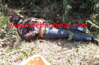 Otro ejecutado a balazos ahora fue en Tuxpan Veracruz