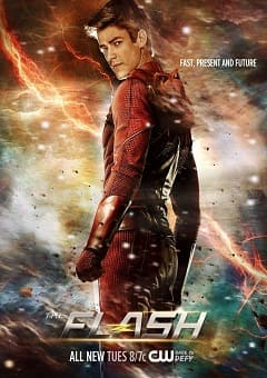 Série The Flash - 3ª Temporada 2016 Torrent