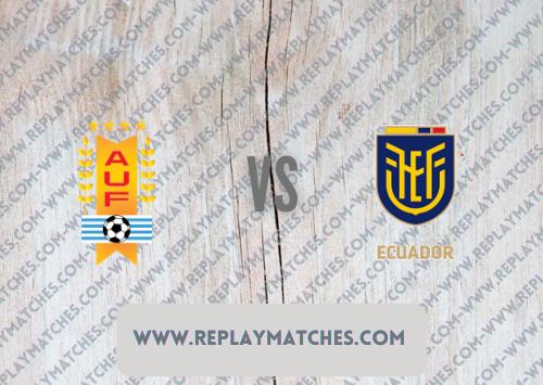Uruguay vs Ecuador -Highlights 10 September 2021