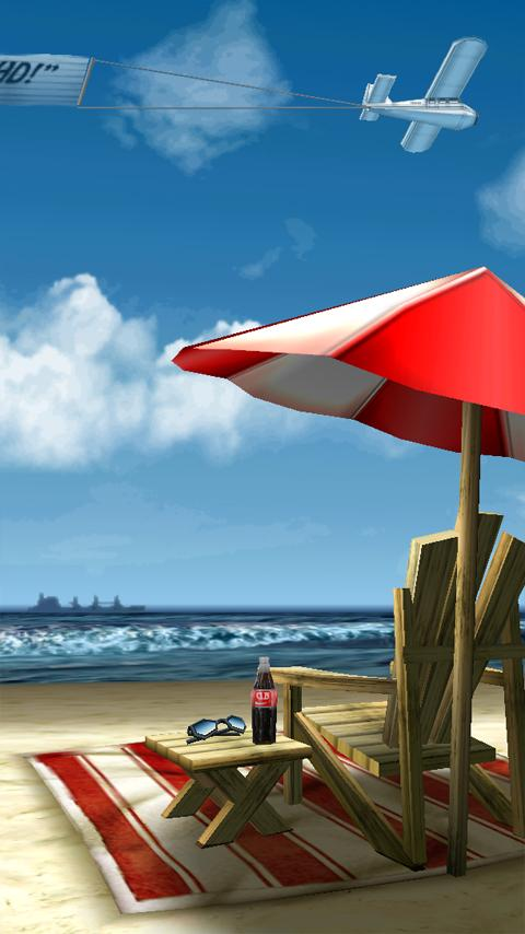 Download My Beach HD - 3D Wallpapers v1.3 apk for Android phones