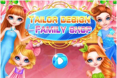Tailor Design Family Shop Game Crack, Tips, Tricks & Cheat