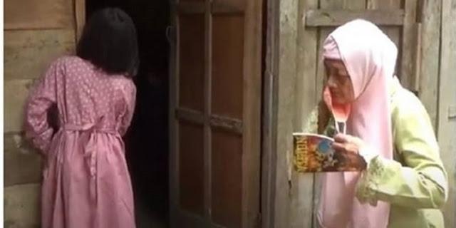 Kisah Nenek 70 Tahun Susuri Hutan Demi Ambil Tugas Sekolah Cucu karena Tak Punya HP