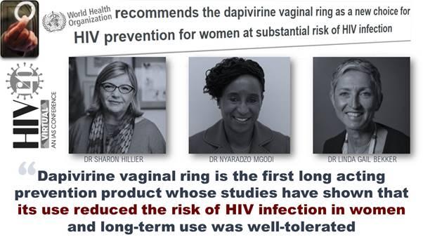 the dapivirine vaginal ring has finally arrived ।