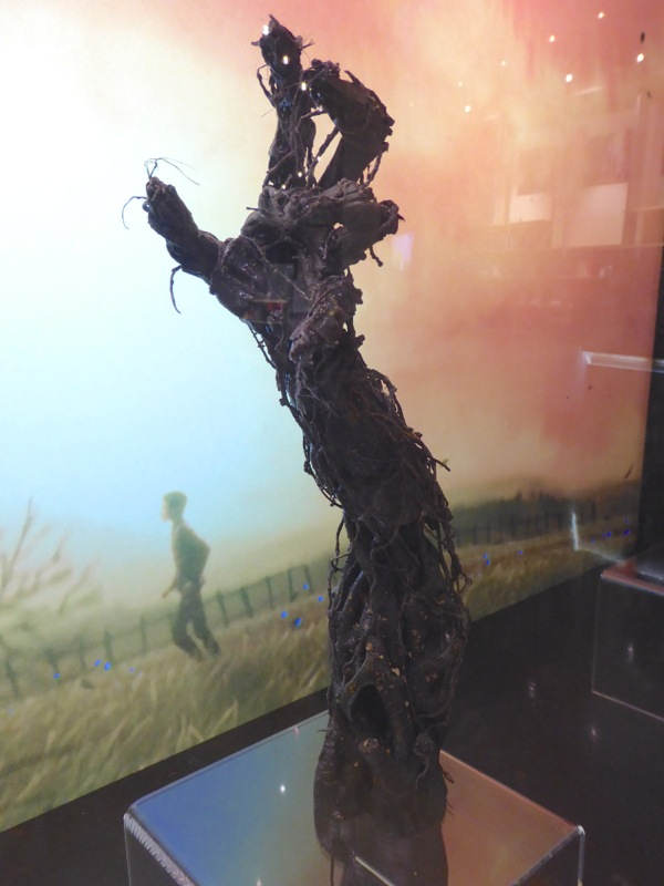 A Monster Calls tree creature arm model