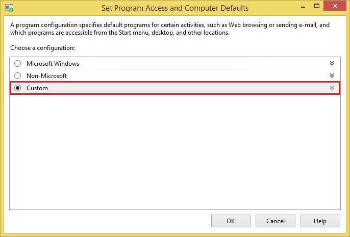 General Computers Set Internet Explorer As Default Browser On Windows 8 1