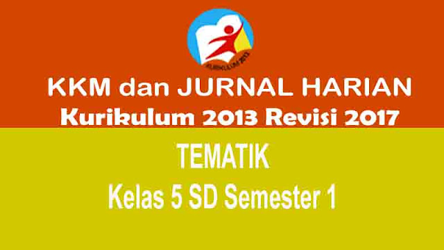 Format KKM dan Jurnal Harian K13