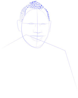 Langkah 6. Super Simpel Menggambar Dimitri Payet