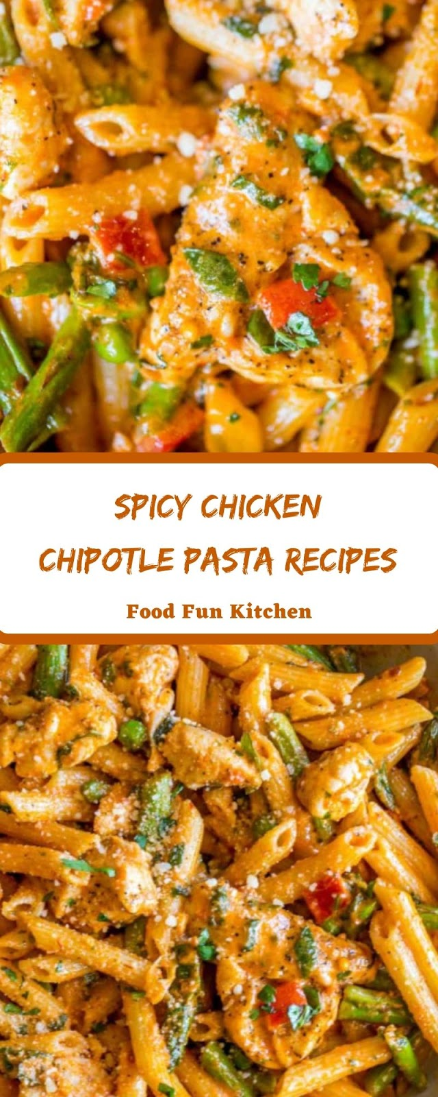 SPICY CHICKEN CHIPOTLE PASTA RECIPES