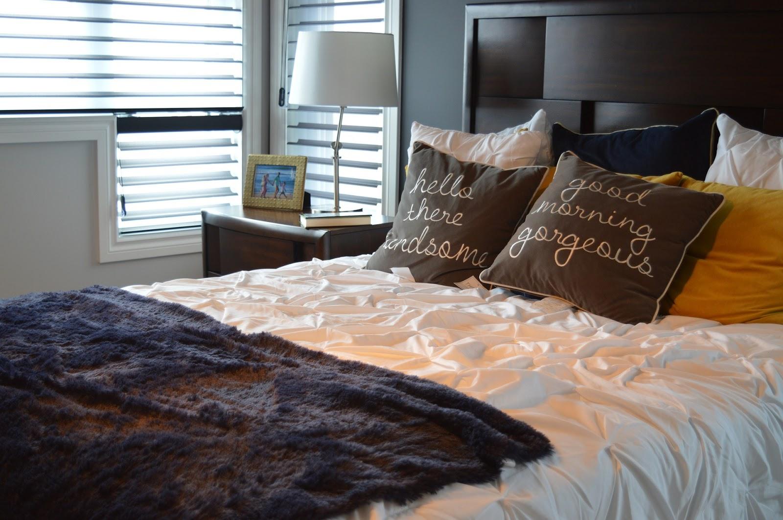 aranżacja sypialni co na ścianę