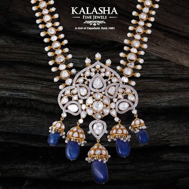 Flat Diamond Heavy Haram by Kalasha